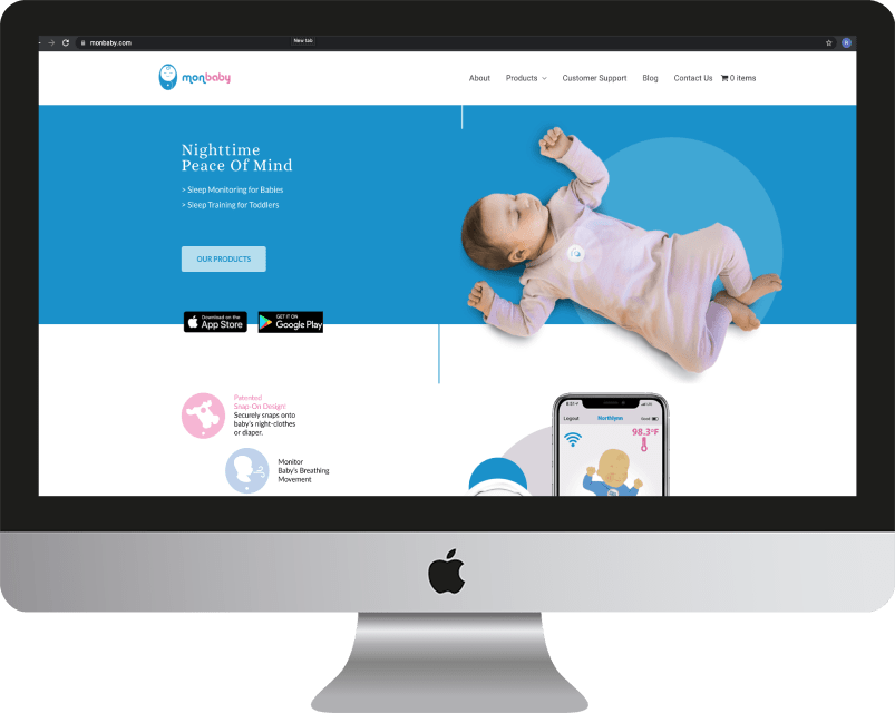 MonBaby – Smart Movement Monitor